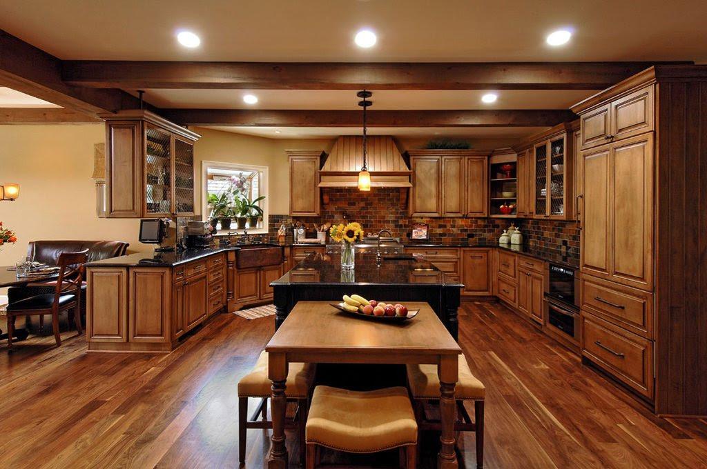 20+ Luxury Kitchen Designs, Decorating Ideas | Design Trends