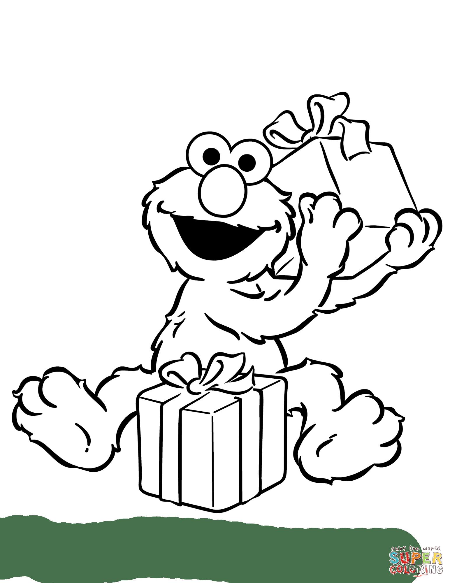 Klick das Bild Elmo öffnet Geburtstagsgeschenke
