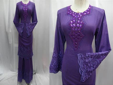 butik feminani baju kurung moden seri diana
