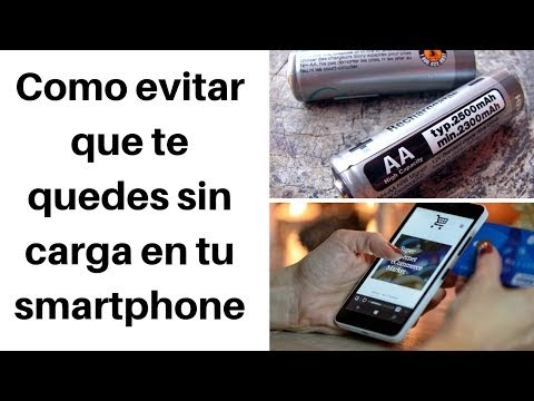 6 tips para que la carga de tu Smartphone dure mas