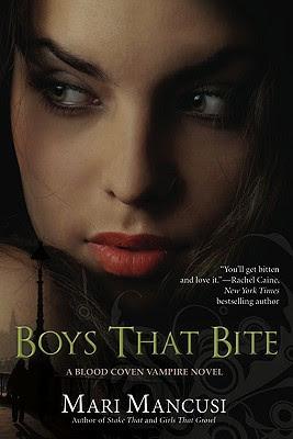 Boys that Bite (Blood Coven Vampire, #1)