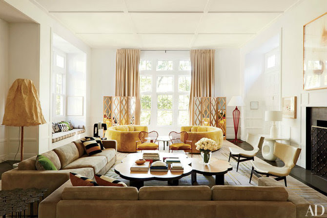 Living Room Ideas Inspired By The Best Interior Designers Living