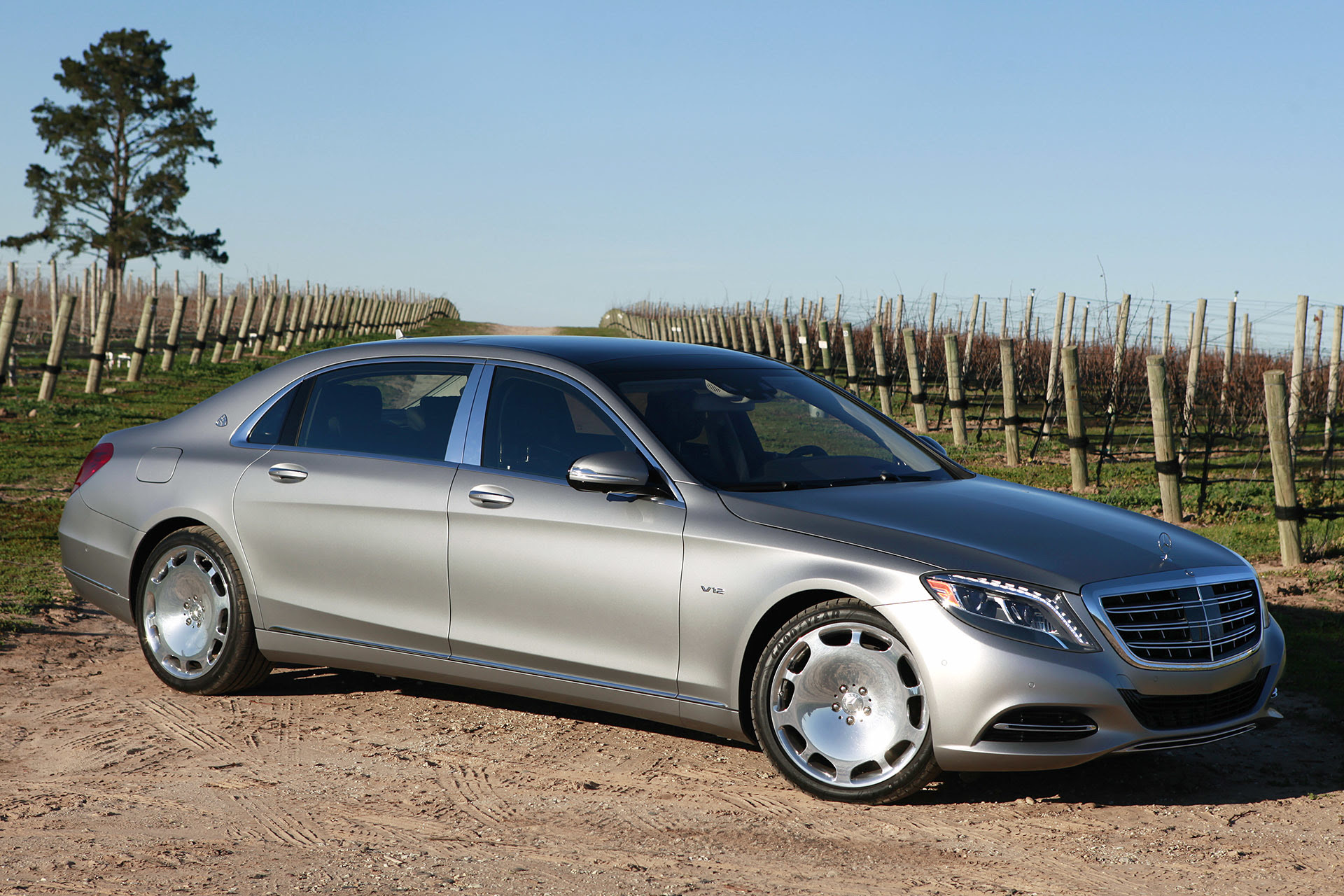 2016 Mercedes-Maybach S600: First Drive Photo Gallery ...