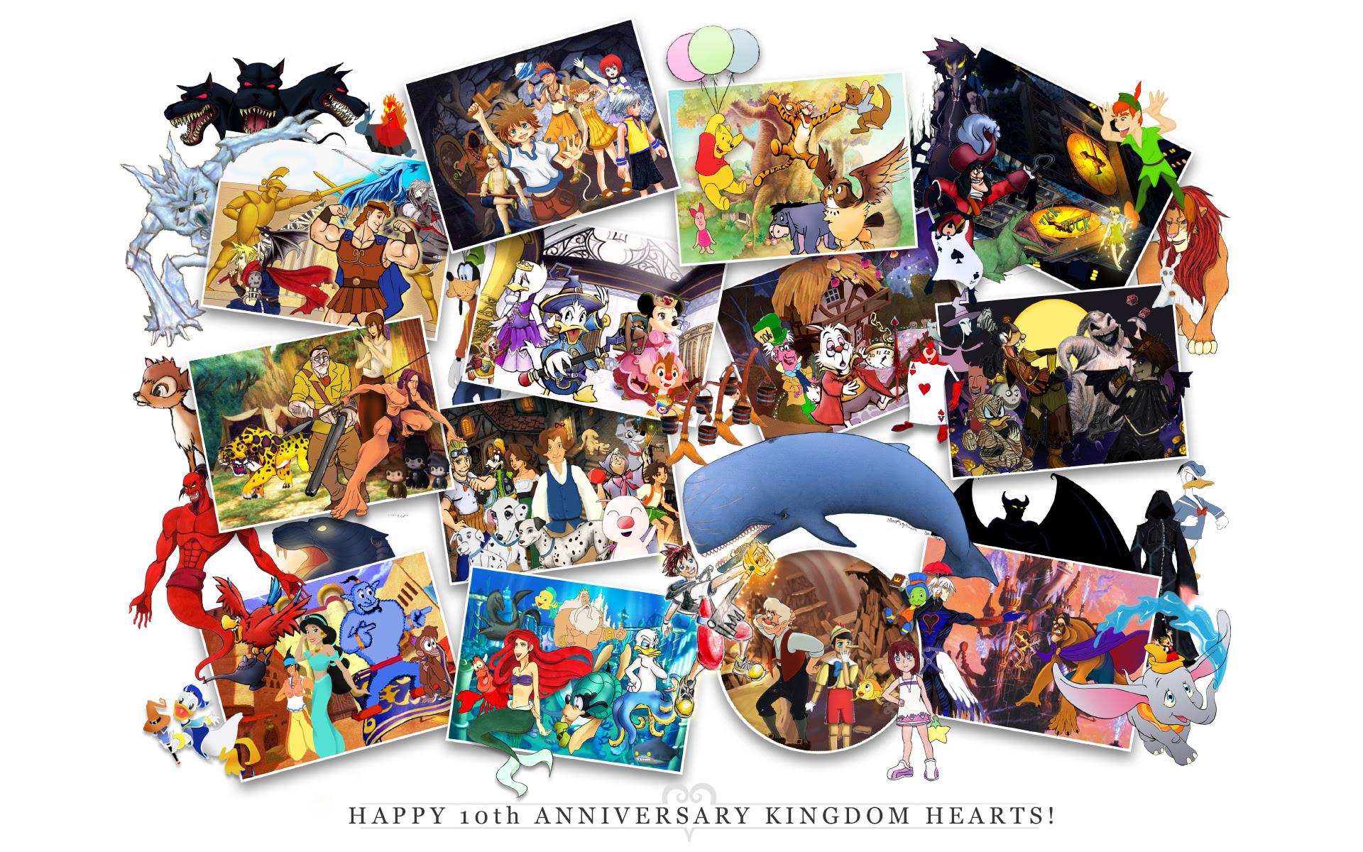 Wallpapers Kingdom Hearts Insider