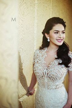 Kaye Abad Wore A Gorgeous Francis Libiran Gown To Her