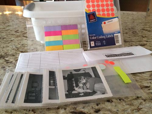 Snapshot Organizing by midgefrazel