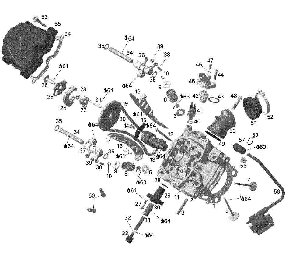 Honda Recon Rear Axle Diagram