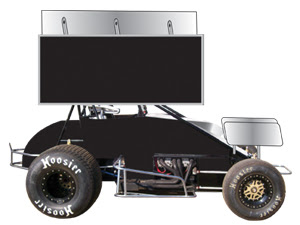 Mini Sprint Car Graphics
