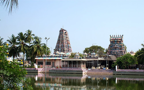 Pillayarpatti Karpaga Vinayagar Temple