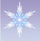 Figure 4: A snow flake is symmetric under rotation