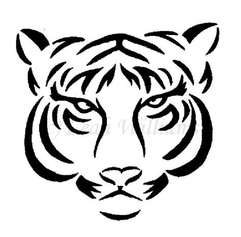 simple tiger google search tiger tattoo tiger tattoo
