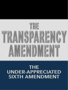 Transparency-Amendment