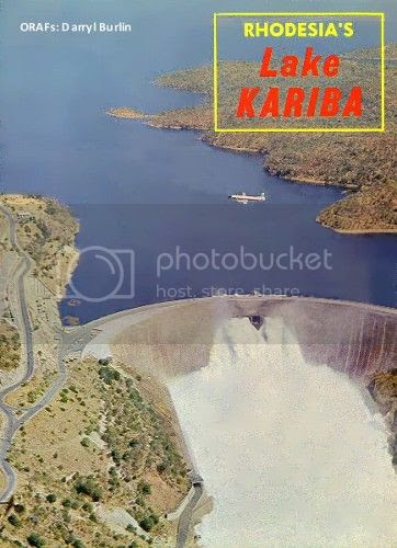Pg1-Cover, Lake Kariba