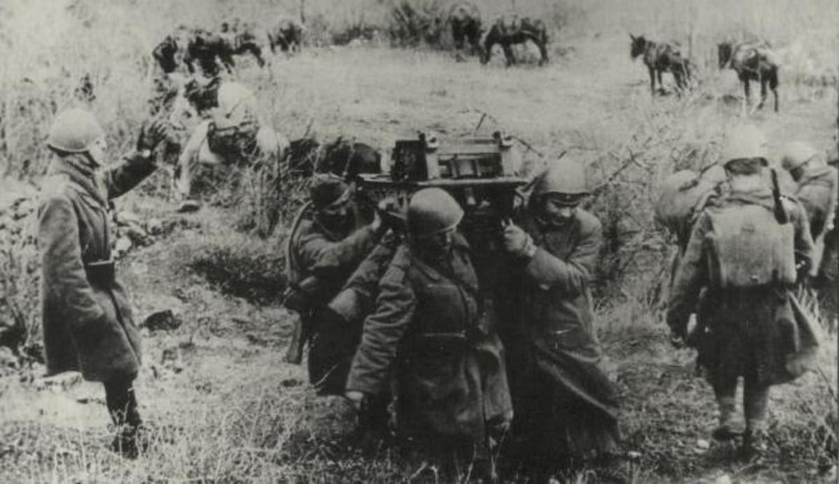 22 Δεκεμβρίου 1940: Έτσι ο  Ελληνικός Στρατός απελευθέρωσε τη Χειμάρρα   Newsit.gr
