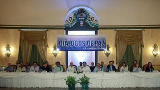 Les negociacions per la pau a Colòmbia s'estan duent a terme a Cuba des de fa més d'un any (Reuters)
