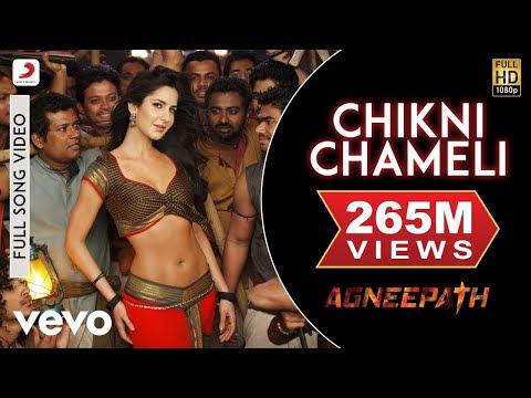 Chikni Chameli Best Video - Agneepath | Katrina, Hrithik | Shreya | Ajay-Atul