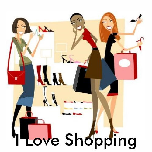 Shopaholic Shopping Bag bag