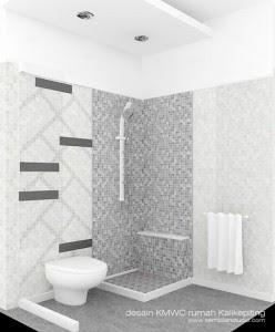 interior wc minimalis