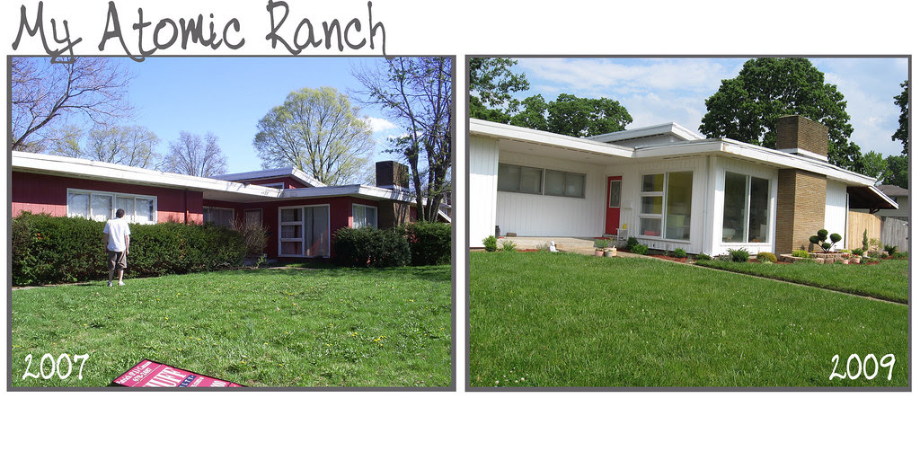 My House - Before & After