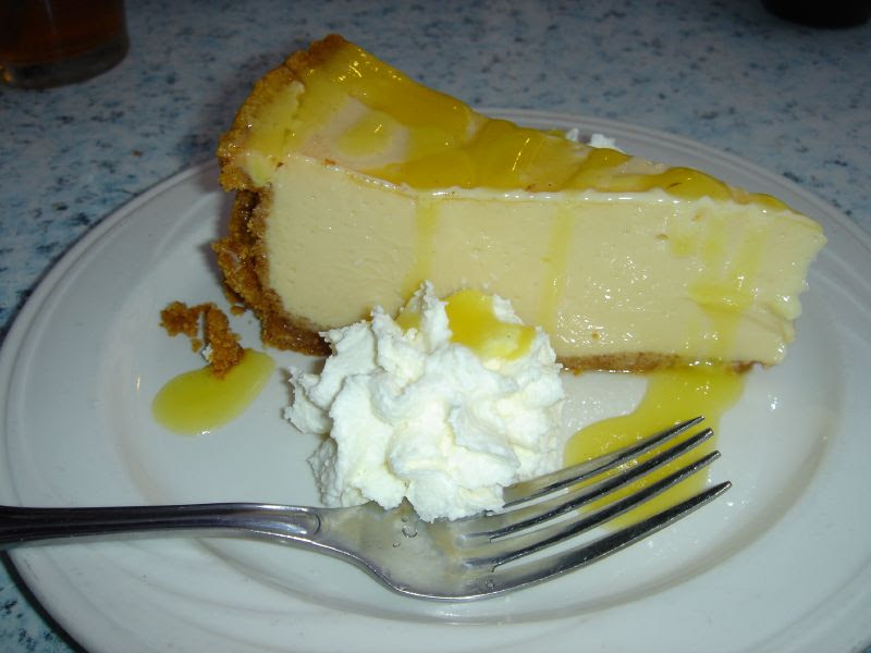 Key Lime Mango Pie
