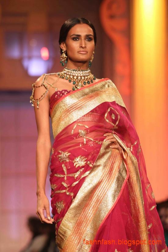 Indian-Pakistani-Bridal-Wedding-Dresses-2012-13-Bridal-Saree-Lehenga-Gharara-Dress-2