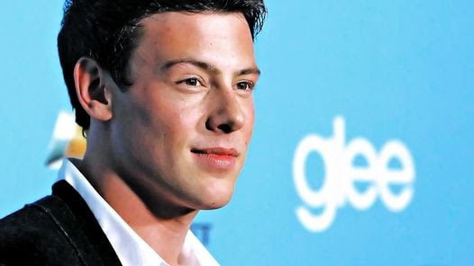 Cory Montheith.