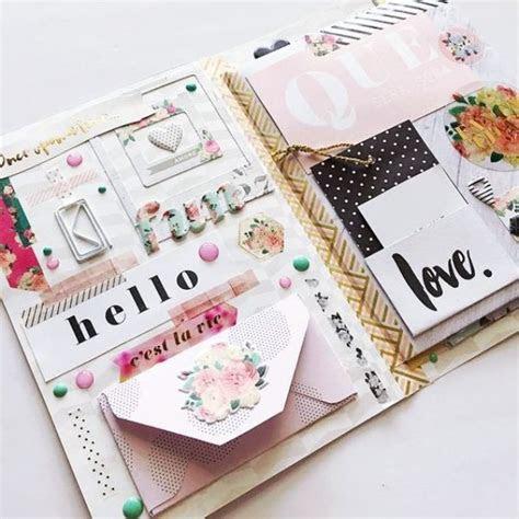 diy heart touching scrapbook ideas snail mail