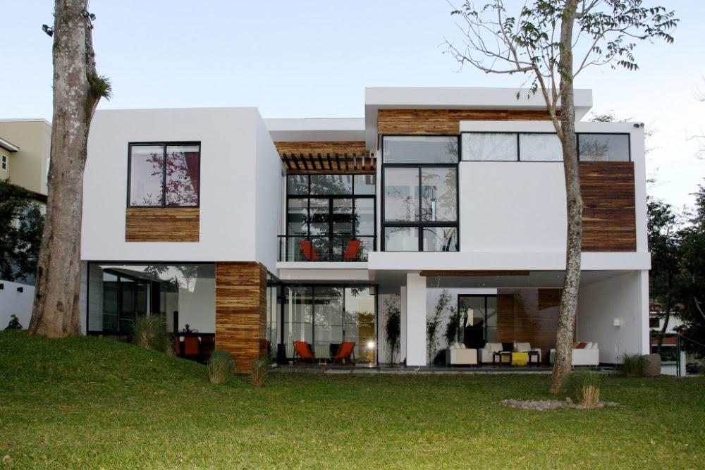 Casa Gutierrez Pp Arquitectos Blog Y Arquitectura - Arquitectura-de-casas