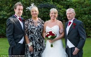 father   bride died  heart attack  speech