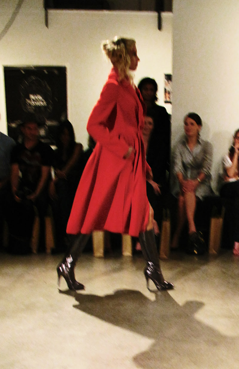 Carl Kapp Red Coat AW10