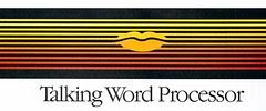 Talking Word Processor