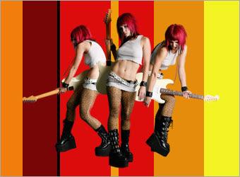 Creating a Grunge Rock Poster image 4