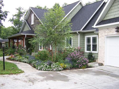 My Craftsman Home exterior traditional exterior