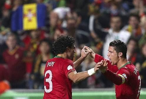 portugal 1 - suecia 0