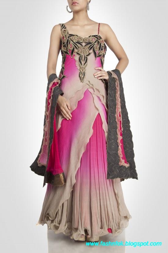 Anarkali-Bridal-Fancy-Frock-Indian-Anarkali-Double-Shirt-Style-New-Fashionable-Suits-