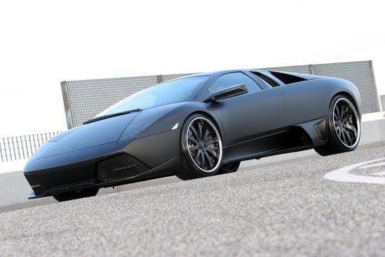 Lamborghini Murcielago LP640 Yeniceri Edition tunat de Unicate