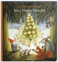 Jul i Stora Skogen (inbunden)