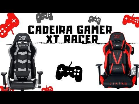 Analise Cadeira Gamer XT Racer