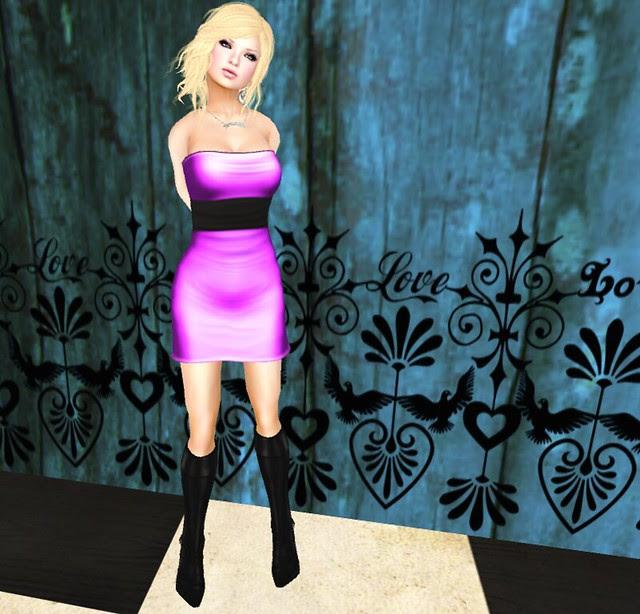 Envy Designs Luna Dress Mesh