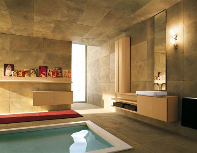 Luxury bathroom | Minimalisti.