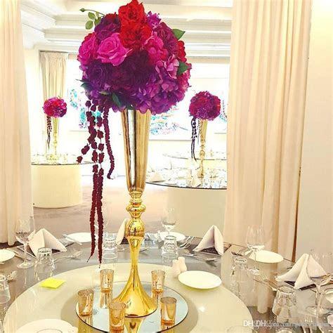 75cm Tall Wedding Flower Vase Decorations Tall Vases For