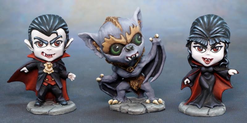 Reaper's Chibi Vampires