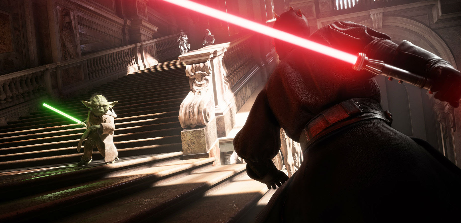 Star Wars: Battlefront 2 will have a story mode, free updates screenshot
