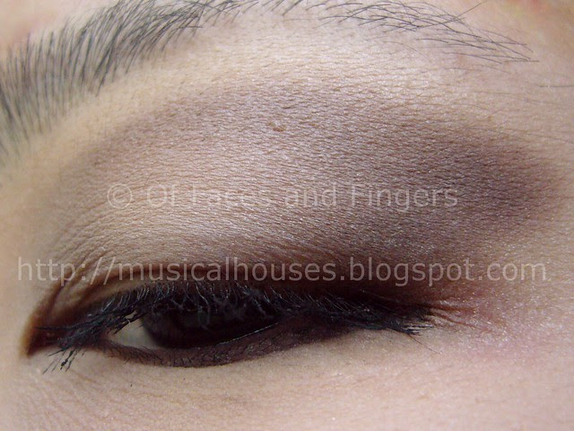 sleek au naturel taupe eye 3