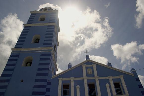 La Parroquial Mayor de Sancti Spíritus. Serie Una ciudad testigo del tiempo. Foto: Daylén Vega