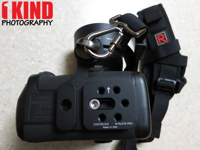 Review: Custom SLR M-Plate Pro Universal Tripod Plate System with Hand Strap Attachment