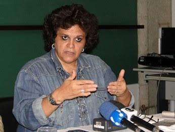 Ministra avalia que seca no Sudeste é fora da curva (Foto: Pedro Ângelo/G1)