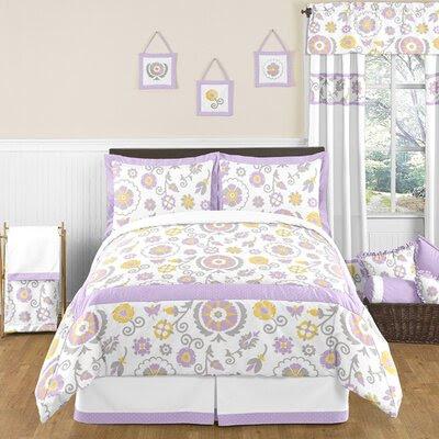 Purple Lavender Bedding | Wayfair
