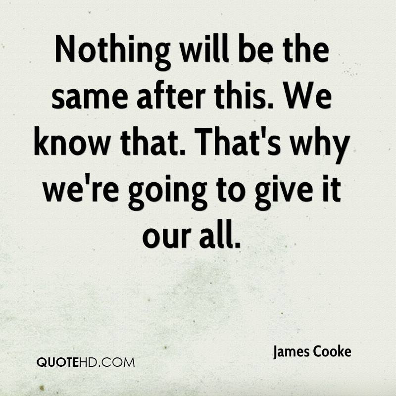 James Cooke Quotes Quotehd