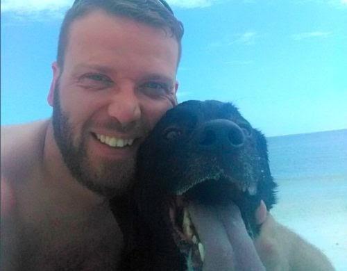 Un perrito pierde la vida tras un inofensivo día en la playa, él sólo quería jugar con su dueño